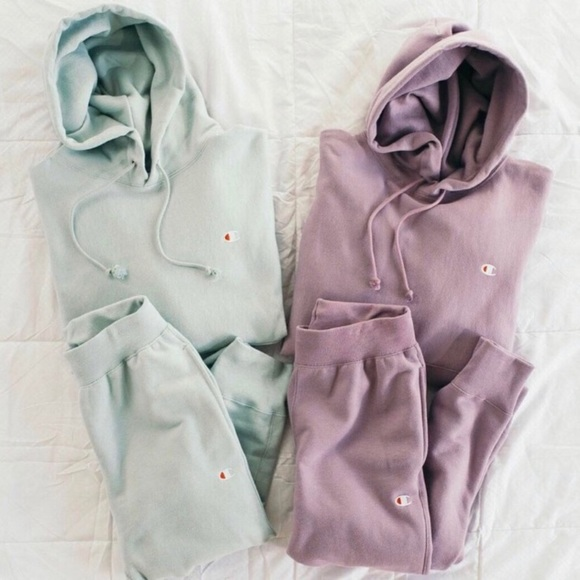 b7a7efcc2874 Champion Tops - Urban Outfitters Champion Slate Hoodie